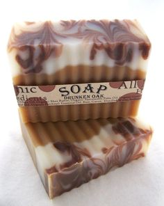 Drunken Oak Beer Soap