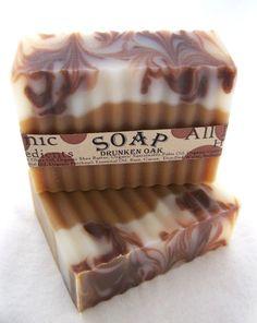 Drunken Oak Beer Soap