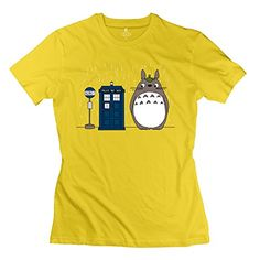 Ladies Doctor Who T-Shirt