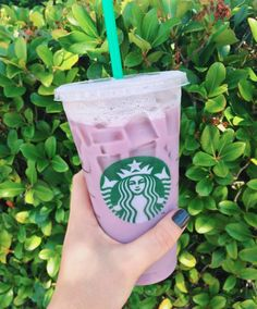 Iced Passion Tea With Coconut Milk Try adding vanilla to sweeten the deal.