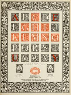 The manual of linotype typography, prepared to aid users and producers of printing in securing greater unity and real beauty in the printed page; Old Calligraphy, Alphabet Art, Decorative Borders, Illuminated Letters, Real Beauty, One Color, The Borrowers, Unity, Manual