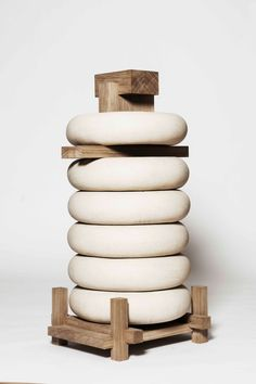 Heavy Stack by  Anne Dorthe Vester and Maria Bruun