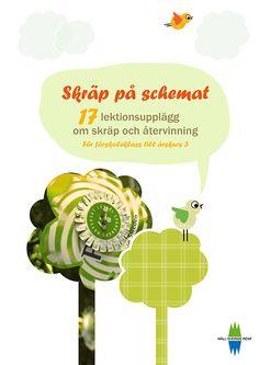 Material för skola och förskola   Håll Sverige Rent