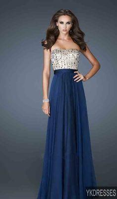 blue prom dress blue prom dresses @Tiffany Munshi