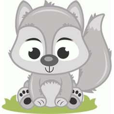 Daily Freebie Miss Kate Cuttables--Baby Wolf SVG cutting file baby svg cut file free svgs free svg cuts wolf svg cut file Baby Animals, Cute Animals, Baby Wolves, Red Wolves, Baby Mobile, Baby Svg, Clip Art, Cute Clipart, Woodland Animals