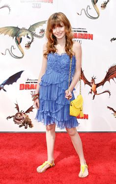 bella thorne how train your dragon movie prem photos | Bella Thorne Picture 10 - Los Angeles Premiere of How to Train Your ...