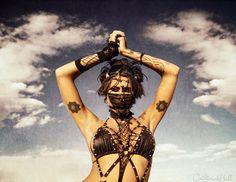 Burning Man Beauty
