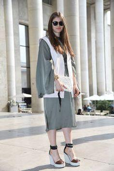 Fashion Week Streetstyle Paris