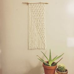 Etsy の harley / macrame wall hanging by TheLittleAvocado