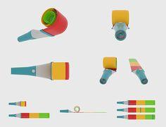 PEAK FLOW METER // concept on Behance