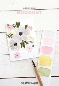 Mother's Day Bouqet - The Stamp Market
