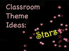 Star Classroom Theme- TONS of ideas for your room!