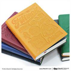 Filter017 B.S.F Traveler's Notebook by Filter017, via Behance