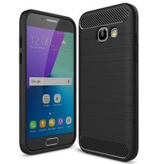 Fashion Silicone Case For Samsung Galaxy A5 2017 Case Soft Protective Carbon Back Cover For Samsung A5 (2017) Cover Phone Cases