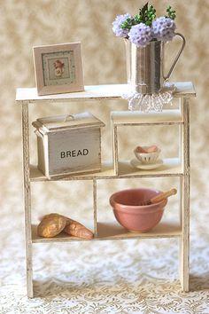 Dollhouse miniatures - Mini treasures wiki / shabby_chic