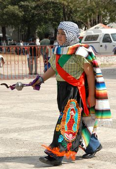 Guadalupe Pants Chiapas by Teyacapan, via Flickr