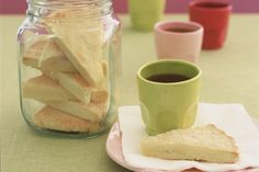 One of the best memories of childhood is eating a batch of freshly baked shortbread - yum!