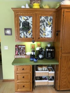 11 best repurpose kitchen desk space images kitchen dining rh pinterest com