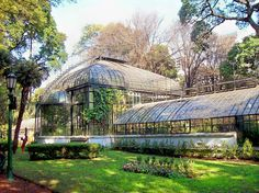 Botanical Gardens in Buenos Aires