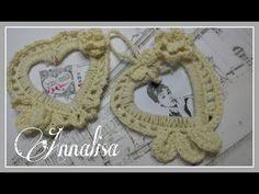 YouTube Valentine Crafts, Valentines, Dou Dou, Shabby, Scrunchies, Crochet Hooks, Sewing Projects, Crochet Earrings, Crochet Patterns