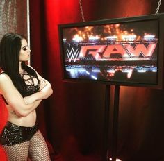 Might becoming to Raw next week?