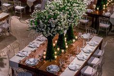 : decoração clássica verde e branca - Foto Renato Mendes