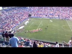 Manchester United in Seattle July 2015