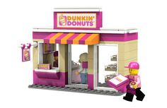 Dunkin' Donuts - LEGO CUUSOO Mini Shop Series