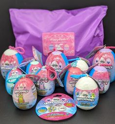 Kids Gift Baskets, Easter Baskets, Gifts For Kids, Great Gifts, Mystery Minis, Easter Ideas, Blind, Bag Making, Easter Eggs