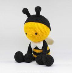 Humblebee The Bumblebee Amigurumi Pattern