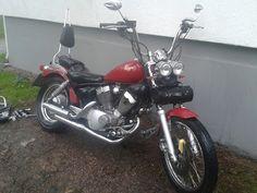 My own Yamaha Virago xv 250