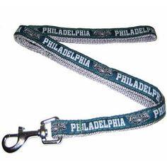 "-""Philadelphia Eagles NFL Dog Leash"" - BD Luxe Dogs & Supplies"