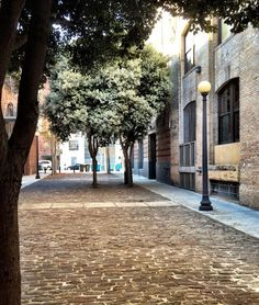 SF city street
