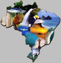 Brasil de riquezas