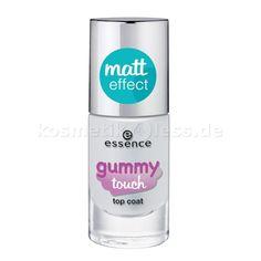 essence - Top Coat - gummy touch top coat 31 - bounce bounce - Cosmetics & False Eyelashes