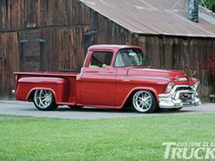 This 1956 GMC 100 went through a 23-year-long project and five donor trucks before it was show ready.