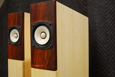 Ocean Sound full range speakers - model: Impression series IS-10