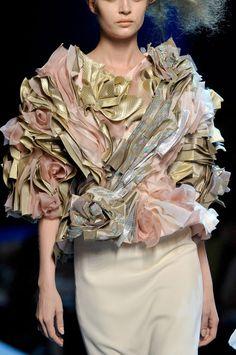 Christian Dior Fall 2011 - Details