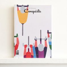Now stocking global #cycling quarterly Conquista. @Conquistacc #roadrace #cycle #ride #pedal #sprint #tdf