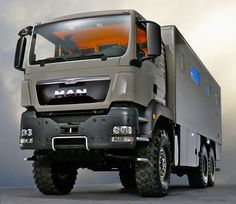 Global XRS 7200 | all wheel motor home - Actionmobil
