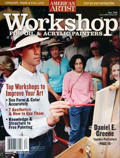 Workshop art magazine
