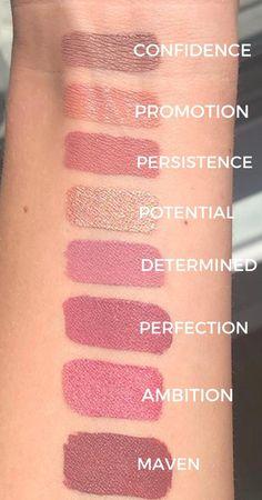 Best Matte Lipstick, Mac Lipstick Swatches, Velvet Lipstick, Perfect Lipstick, Rose Lipstick, Best Lipsticks, Beauty Box, My Beauty, Beauty Ideas