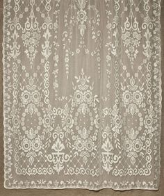 Norfolk Nottingham Curtain direct from London Lace: London Lace we specializing in the finest Scottish and Madras lace curtains and products like Norfolk Nottingham Curtain.
