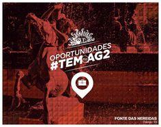 Oportunidades para contratação imediata na AG2 Publicis Modem em Pelotas, venha fazer parte do nosso time de leões! Candidate-se pelo e-mail curriculos@ag2.com.br