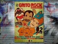 Grito Rock União [Coletivo A Fábrica/Fora do Eixo]