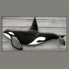 KILLER WHALE  wood art 40'' wood carving sculpture, nautical art, Orca wall mount, whale art, beach decor, seashore, ocean decor, 40 inch by WOODNARTS on Etsy https://www.etsy.com/listing/151250764/killer-whale-wood-art-40-wood-carving