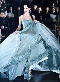 Galliano for Dior Couture