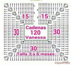 Diy Crafts - free crochet pattern, free crochet baby dress pattern, Sweet Nothings Crochet yet another cute baby dress, Free crochet pattern, crochet Poncho Crochet, Crochet Dress Girl, Crochet Baby Dress Pattern, Baby Dress Patterns, Crochet Bebe, Crochet Girls, Crochet Baby Clothes, Crochet Chart, Crochet For Kids