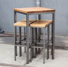 """See our website for additional info on """"bistro furniture design"""". It is a great area to read more. Raw Furniture, Welded Furniture, Industrial Furniture, Furniture Design, Furniture Ideas, Leather Chaise Lounge Chair, Mid Century Dining Chairs, Ikea Chair, Bar Chairs"""