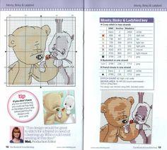 Gallery.ru / Фото #108 - The world of cross stitching 186 + Springtime card cuties - tymannost